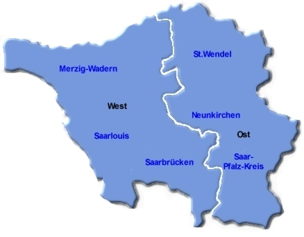 saarland Mappe